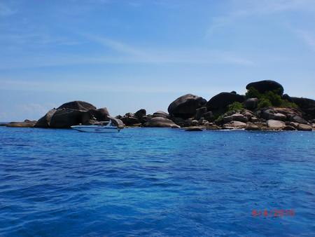 Симиланские острова. Тайланд — фото 4