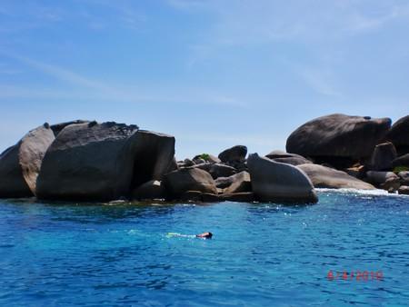 Симиланские острова. Тайланд — фото 5