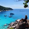 Симиланские острова. Тайланд