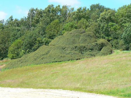 Земляные скульптуры Роберта Смитсона — фото 4