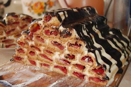 Торт Монастырская изба — фото 1