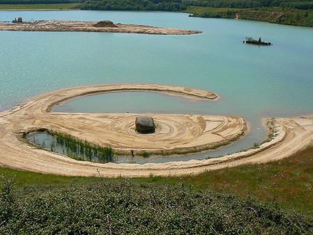 Земляные скульптуры Роберта Смитсона — фото 6