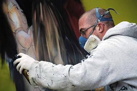 Стрит-арт или граффити — фото 1