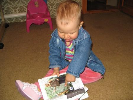 Воспитание самостоятельности у годовалого ребёнка — фото 2