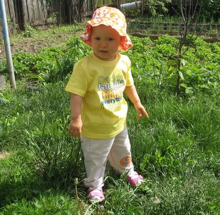 Воспитание самостоятельности у годовалого ребёнка — фото 1