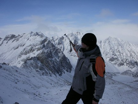 Восхождение на вершину горы Бархан-Уула в Бурятии — фото 2