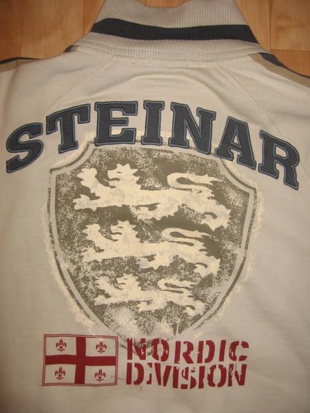 Олимпийка THOR STEINAR Nordic Company — фото 7