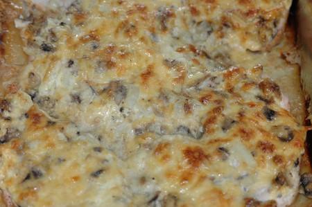 Куриное филе с грибами и сыром — фото 11