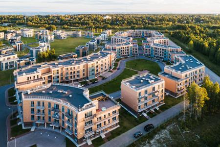 Петербуржцы выбирают для жизни несервисные апартаменты — фото 1