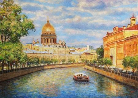 Солнечный Петербург — фото 1