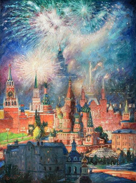 """Манящий свет фейерверков"" 2018 — фото 1"