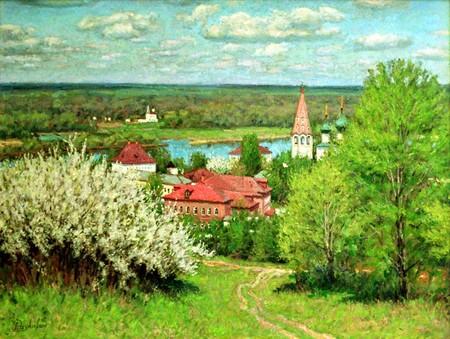 """""""Весна в Гороховце"""""""