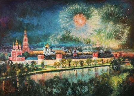 Симфония вечернего города — фото 1