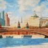 Вид на Большой Кремлевский дворец