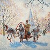 Зима в Коломенском