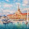 Морской порт Сочи 2019