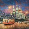 Вечерний свет Москвы 2019
