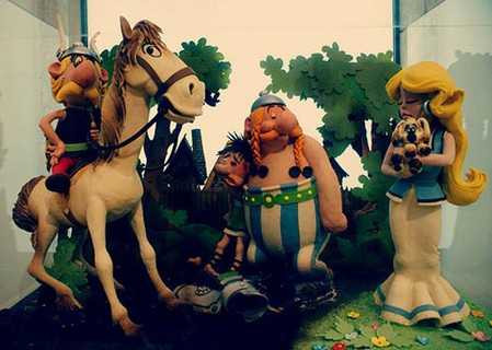 Музей шоколада в Барселоне. — фото 3