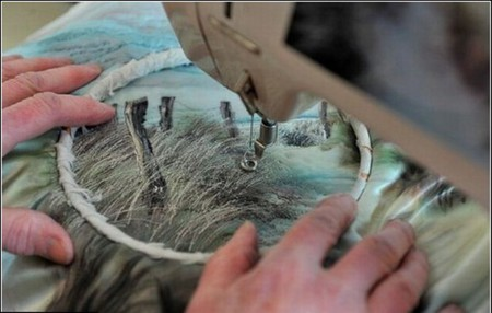 Фотореалистичная вышивка Джилл Дрэпер — фото 4