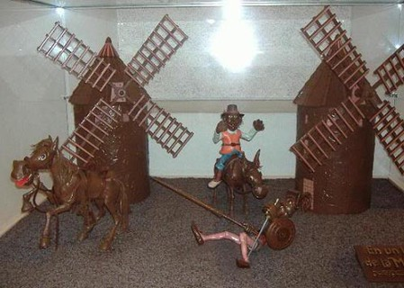 Музей шоколада в Барселоне. — фото 2