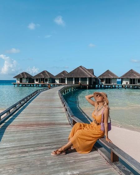 Первое впечатление трэвел-блогера от отдыха на Мальдивах — фото 1
