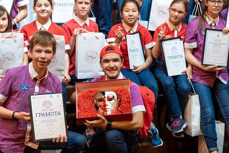 В «Артеке» наградили победителей проекта «Театр-дети» — фото 1