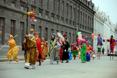 В Харбине 5 января откроется Международный фестиваль снега и льда — фото 1