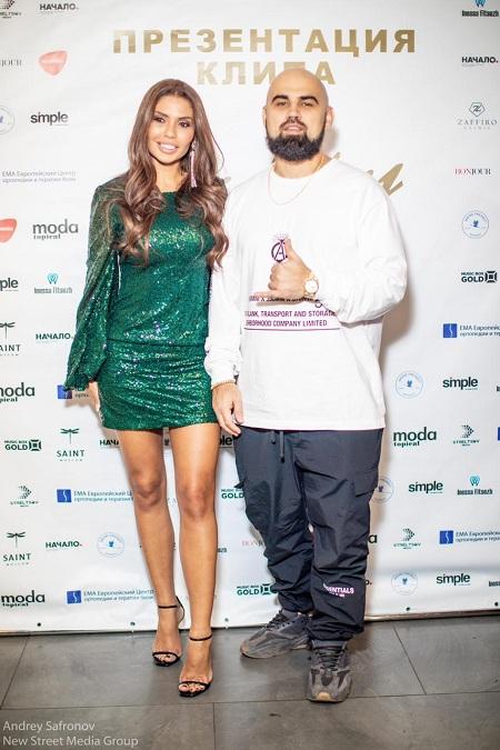 Бразильская певица GABI представила свой новый хит в московском ресторане — фото 1