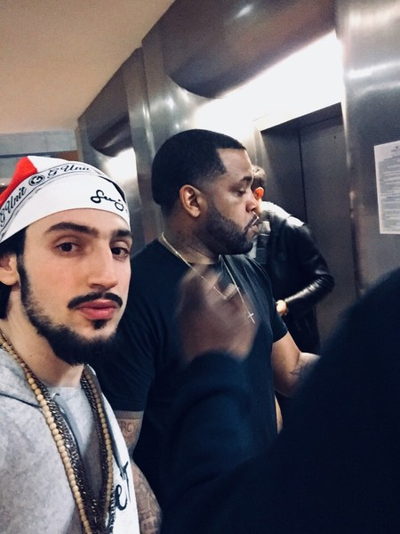 Амин Чипинкос удивляет поклонников рэпа своими талантами — фото 1