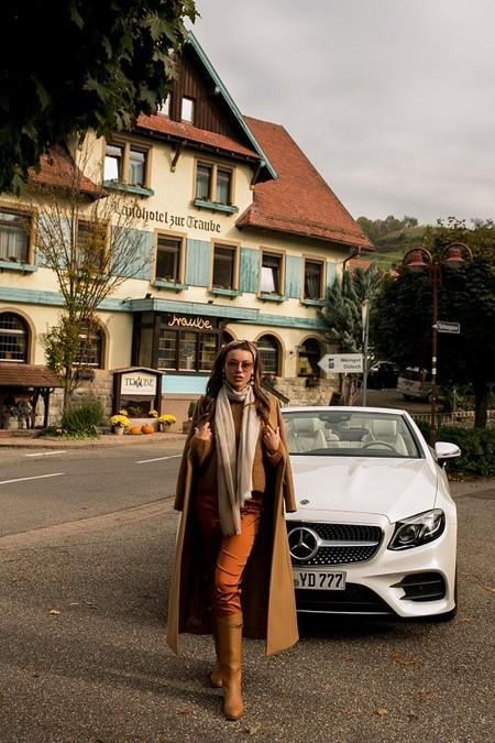 На актрису Кристу Бойцову напало приведение в Баден-Бадене — фото 1