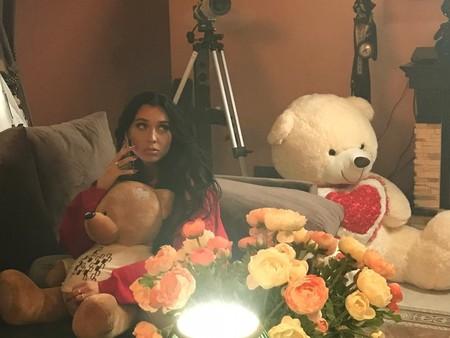 На неделе состоялась премьера видеоклипа на новый трек «LOVI» певицы Дари Черной — фото 1