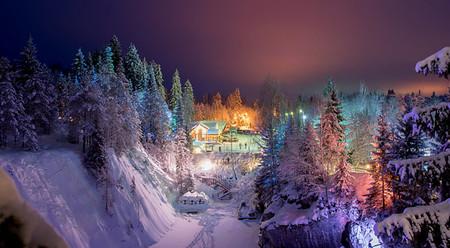 Карелия – туристический лидер в Европе или миллион рублей за новогоднюю ночь — фото 1