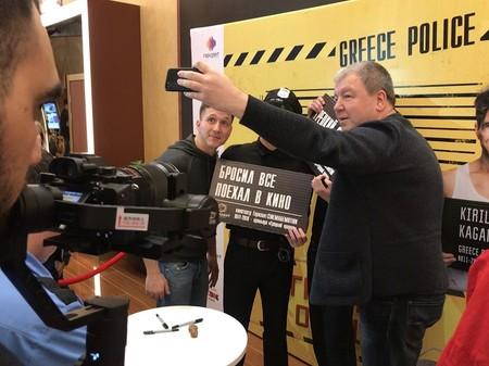 «Все говорят, а я делаю!» - благодаря таланту продюсера, крепкий орешек Александр Робак шагнул с экрана в мир киноиндустрии — фото 1