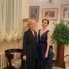 Ирина Туманова исполнила романс «Две розы», восхитив зрителей и жюри «Романсиады»