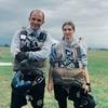 Прыжок в бездну: в 9-ом эпизоде реалити «Пережить, чтобы помнить» участники совершили прыжок с парашютом