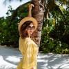 Мечты сбываются! В Сети обсуждают отдых Елены Блиновской на Мальдивах