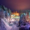 Карелия – туристический лидер в Европе или миллион рублей за новогоднюю ночь