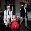 ST с Ассоль, Botanovna и Алина Акилова на дне рождения детей блогера Lerchek