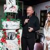 Свадьба Константина Ивлева и Валерии Куденковой запомнилась гостям шикарным шоу-тортом