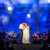 Игорь Монаширов исполнил 18 композиций в уникальной аранжировке