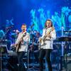 Белорусский государственный ансамбль «Песняры» выступил во Дворце Республики с аншлагом