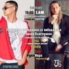 Звезды шоу-бизнеса на презентации альбома Lani