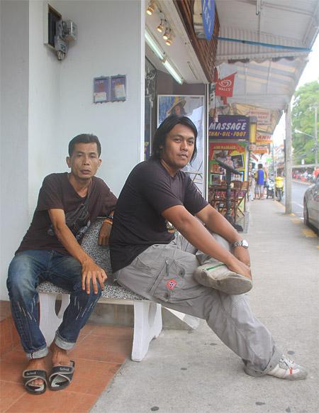Таиланд. Часть 2. Люди. Или кадры решают все. — фото 9