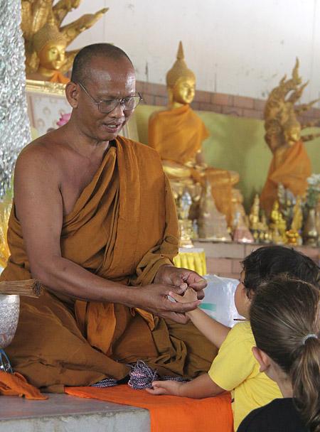 Таиланд. Часть 2. Люди. Или кадры решают все. — фото 7