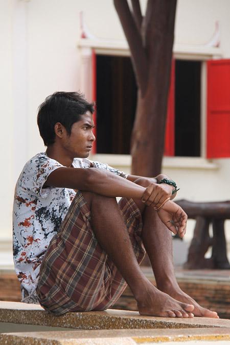 Таиланд. Часть 2. Люди. Или кадры решают все. — фото 8