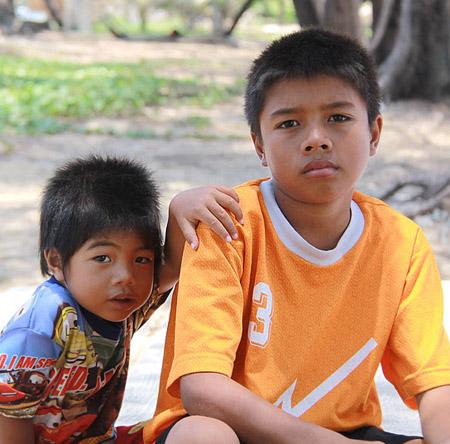 Таиланд. Часть 2. Люди. Или кадры решают все. — фото 4