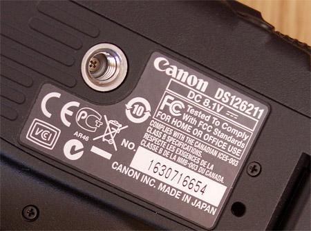 Canon EOS 50D. Маленькие хитрости при покупке большой фототехники — фото 3