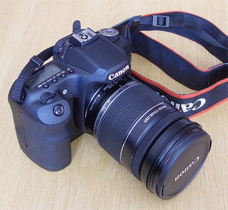 Canon EOS 50D. Маленькие хитрости при покупке большой фототехники — фото 1