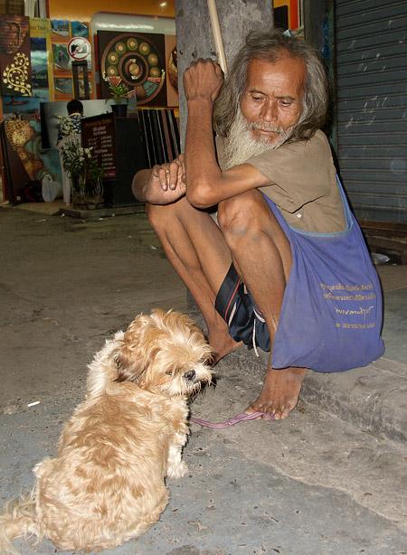 Таиланд. Часть 2. Люди. Или кадры решают все. — фото 12