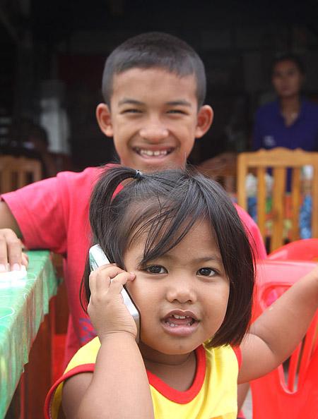 Таиланд. Часть 2. Люди. Или кадры решают все. — фото 3